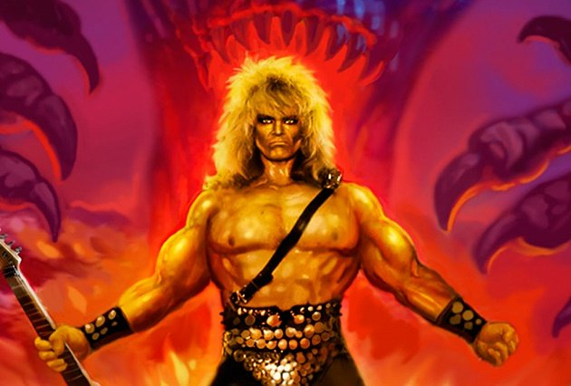 Cult Metal and Movie Star Jon Mikl Thor Launches New Film