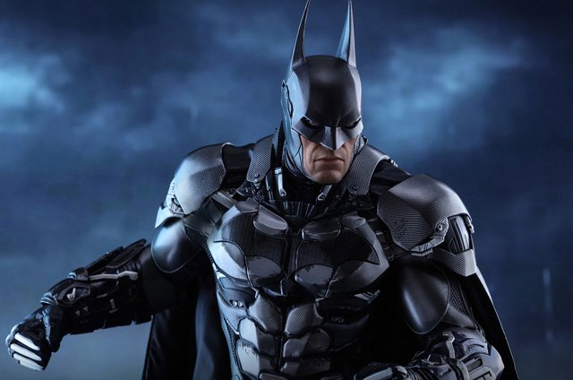 Batman: Arkham Knight Hot Toys 1/6th Scale Batman Figure!