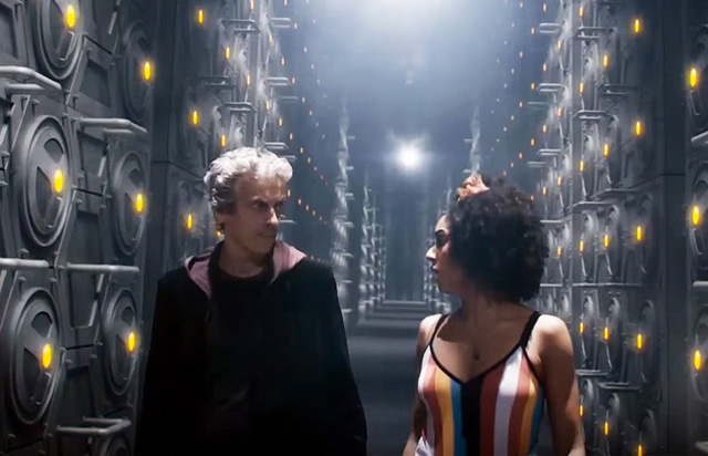 Doctor Who Series 10 Teaser Revealed