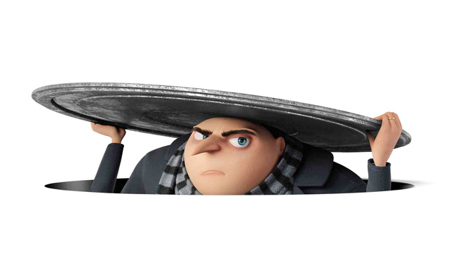 Gru is Back in the Despicable Me 3 Trailer!