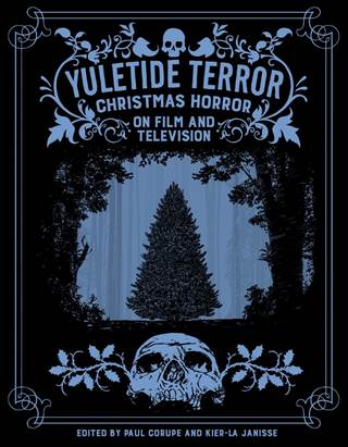Kier-La Janisse Releases New Christmas Horror Movie Book