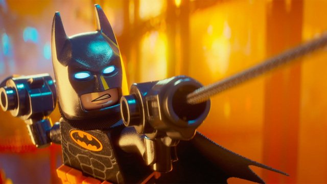 It Takes a Team to Build a Hero in The LEGO Batman Movie Extended Spot