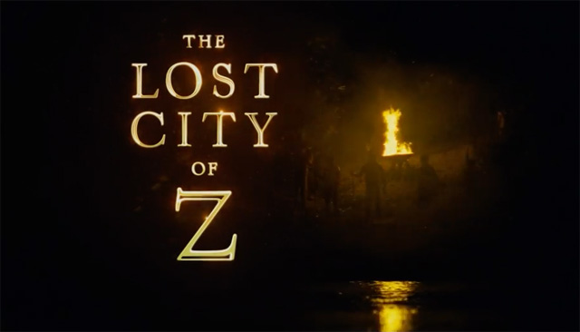 The Lost City of Z Trailer with Charlie Hunnam & Robert Pattinson