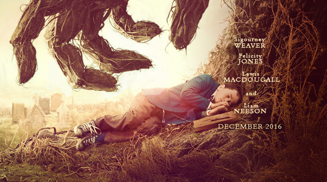 Get Tickets to a Free A Monster Calls Screening in New York