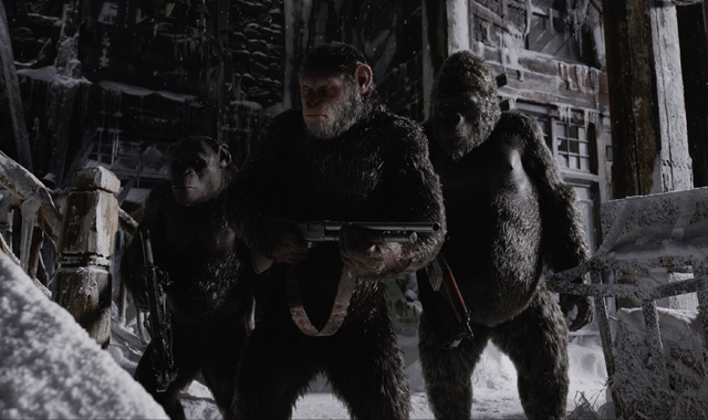 War for the Planet of the Apes Trailer Tease Revealed