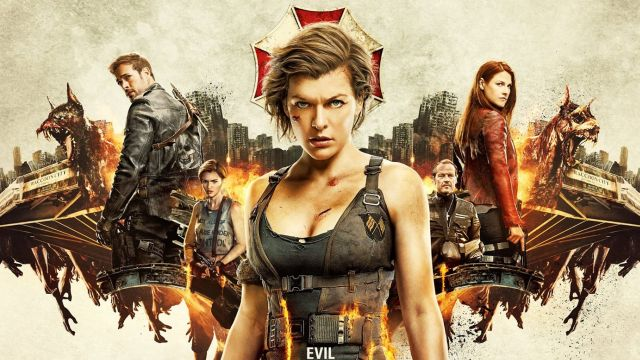 Resident Evil: The Final Chapter Gets One Last Poster