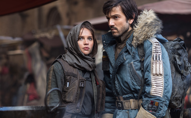 Rogue One is Now the Third-Biggest Film of 2016 Domestically