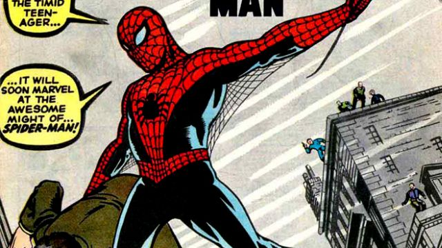New Spider-Man: Homecoming Details: Spidey Gets a Ditko Upgrade