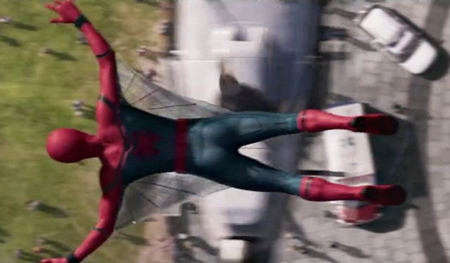 Spider-Man: Homecoming Footage Debuts, Trailer Coming Tomorrow