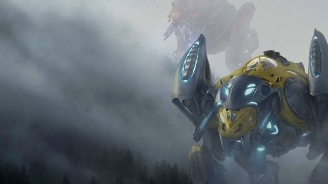 New Power Rangers Zords are Hiding in Latest Poster