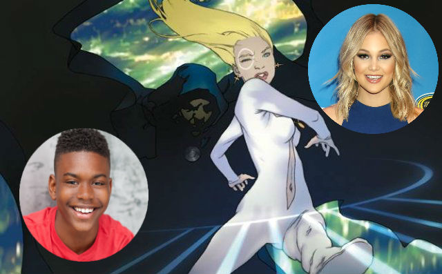 Aubrey Joseph and Olivia Holt Cast as Marvel's Cloak & Dagger