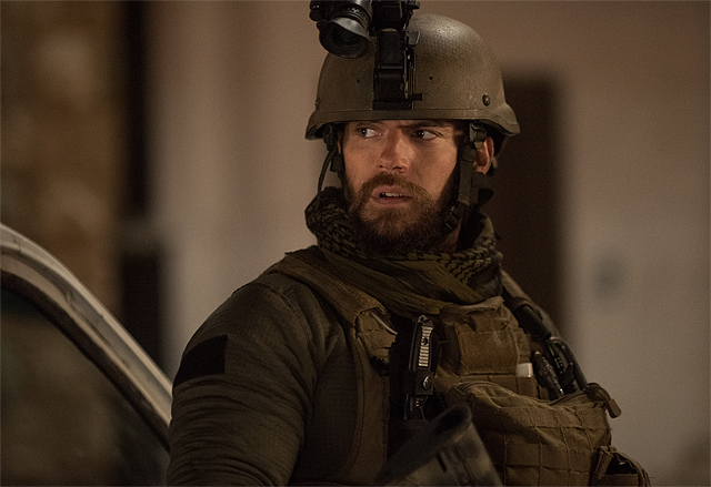 Nicholas Hoult and Henry Cavill in First Sand Castle Photos