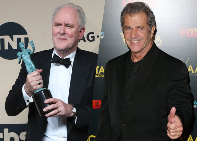 Mel Gibson and John Lithgow Eyeing Daddy's Home Sequel
