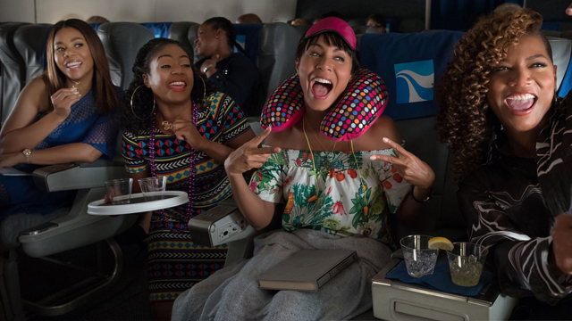 Check out the Girls Trip announcement trailer! Will you see Girls trip in theaters later this year?