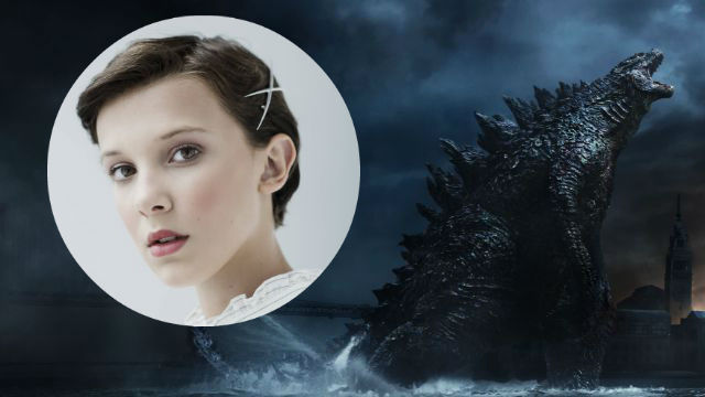 Stranger Things' Millie Bobby Brown to Star in Godzilla: King of the Monsters!