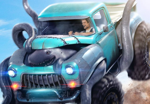 CS Interview: Director Chris Wedge Talks Monster Trucks