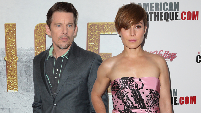 Noomi Rapace and Ethan Hawke will headline the Stockholm movie.