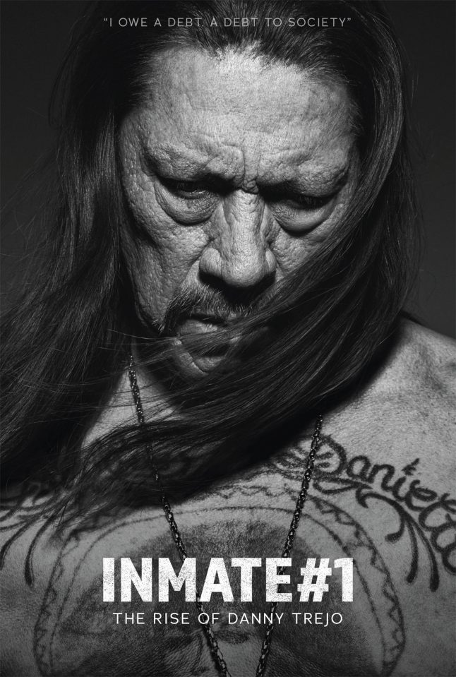 Cult Film Star Danny Trejo Subject of New Biopic
