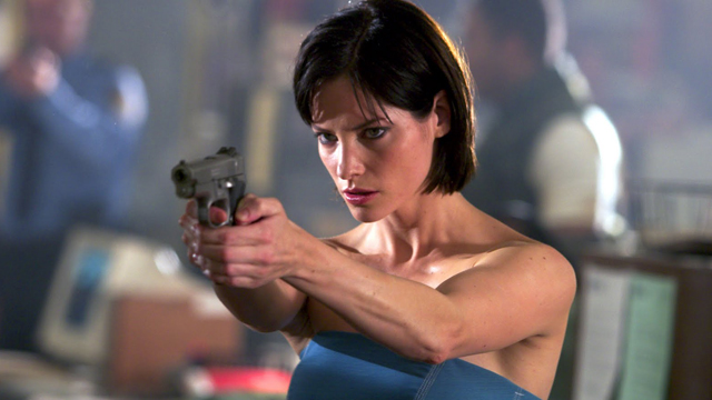 Apocalypse is when Jill Valentine enters the Resident Evil story.