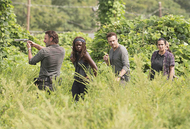 New The Walking Dead Season 7 Photos & Official Synopsis
