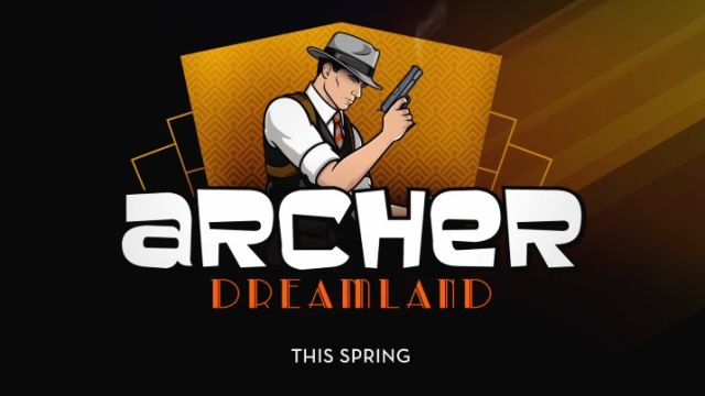 Archer Season 8 Promos Reveal Show's New Noir Setting