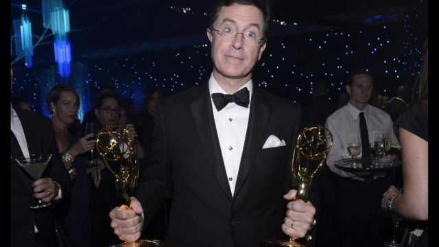 Stephen Colbert to Host the 69th Emmy Awards