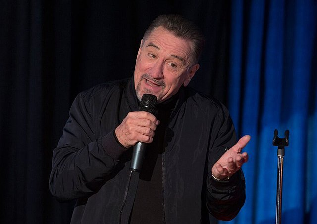 Exclusive The Comedian Clip with Robert De Niro