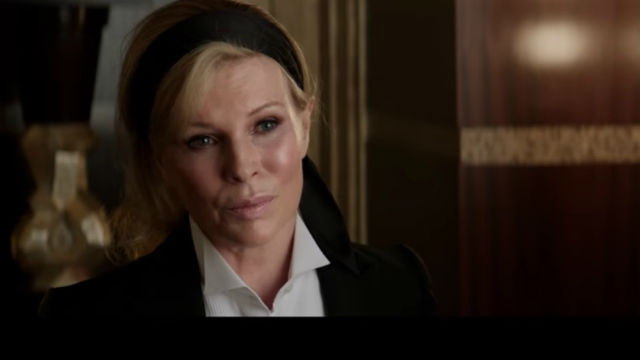 Kim Basinger joins the Fifty Shades Darker story!