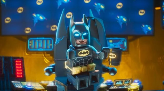LEGO Batman Hosts a Behind-the-Bricks Featurette for His Movie