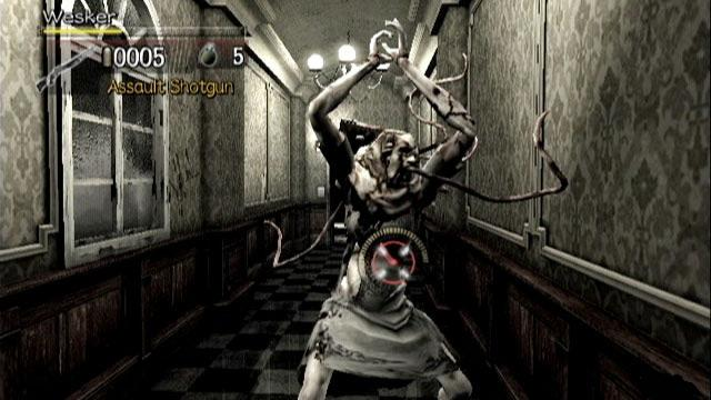 Lisa Trevor is one of those Resident Evil bosses you hope you don't run into.