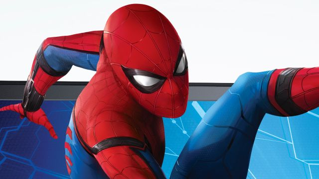 Parker! We Got a New Promo Image for Spider-Man: Homecoming!