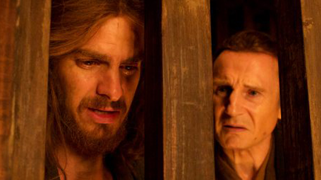 Liam Neeson discusses his reteaming with Martin Scorsese for Silence.