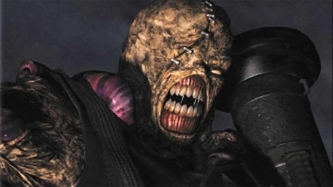 Nemesis is the only one of the Resident Evil bosses who has a movie named after him.