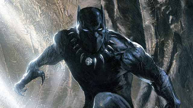 Black Panther Production Begins!