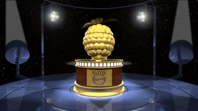2017 Razzie Award Winners Announced