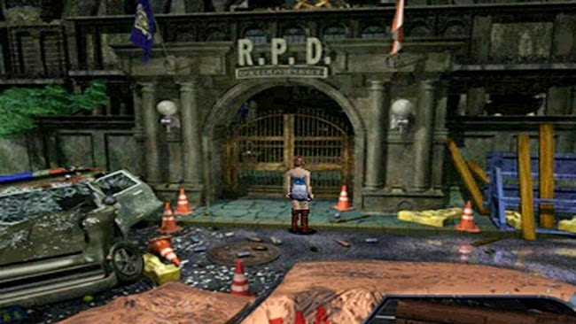Resident Evil 3 is next up in our Resident Evil game guide.