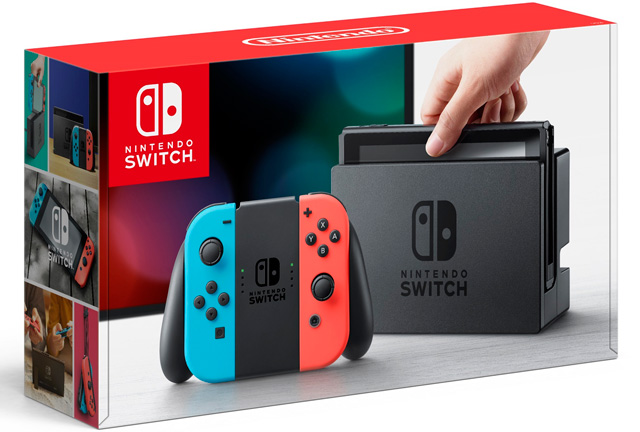 March 2017 NPD: Nintendo Switch sales surpass 906000 in the U.S.