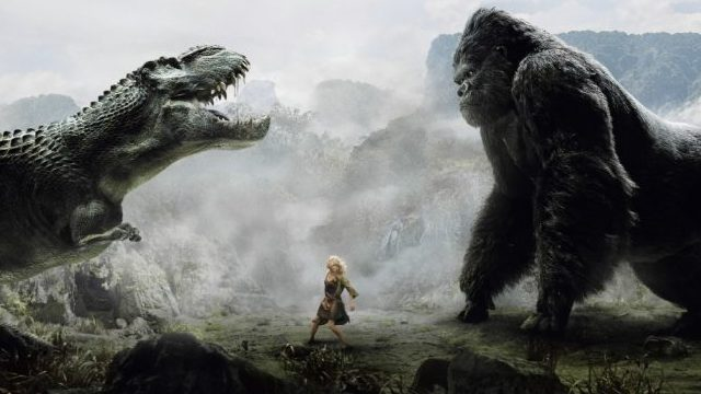 Peter Jackson's film was the last of the King Kong movies... until Skull Island!
