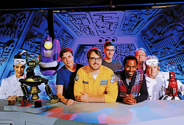 New Mystery Science Theater 3000 Gets Netflix Premiere Date