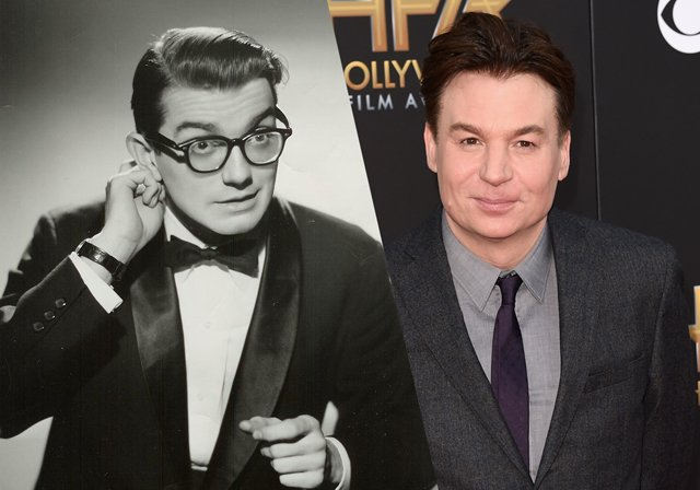 Mike Myers to Play Famed Comedy Guru Del Close in Del