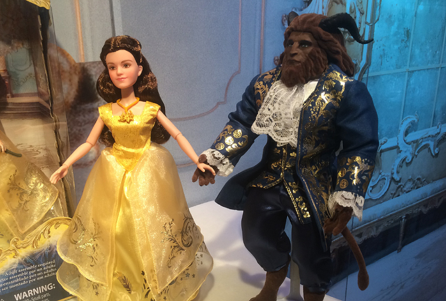 Hasbro Toy Fair Photos: Beauty and the Beast, Frozen & More!
