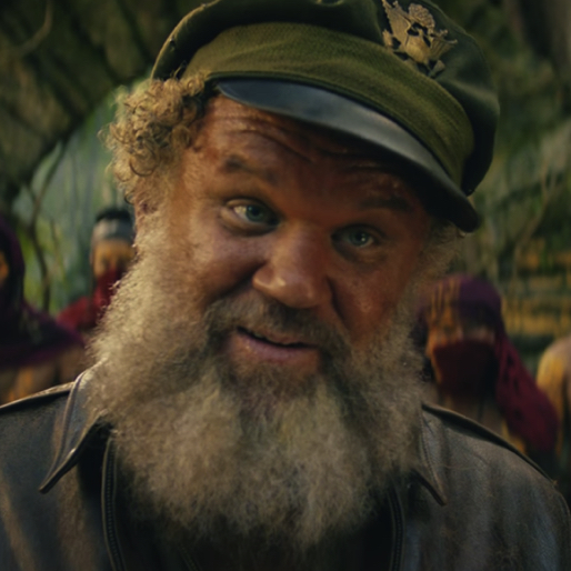 John C. Reilly is another major part of the Skull Island cast.