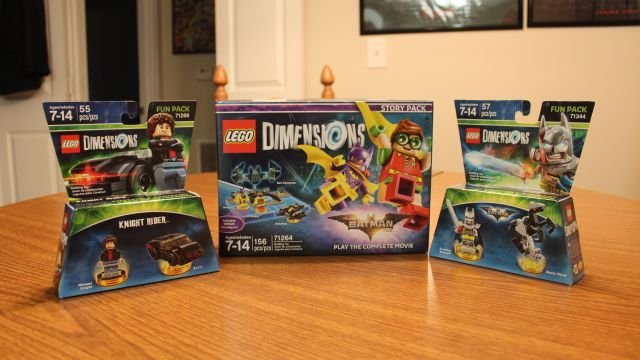 Lego Dimensions: The Lego Batman Movie Story Pack Is Now Available