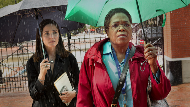 Rose Byrne and Oprah Winfrey headline the Immortal Life of Henrietta Lacks.