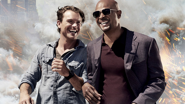 The Lethal Weapon series will return for a second season.