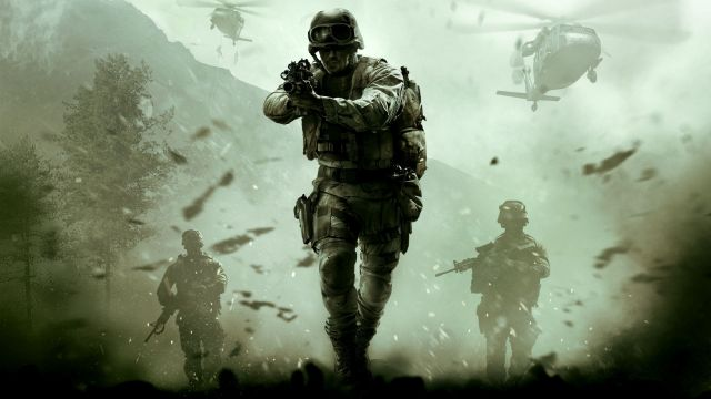 Activision Says New Call of Duty Will Bring Back 'Traditional Combat'