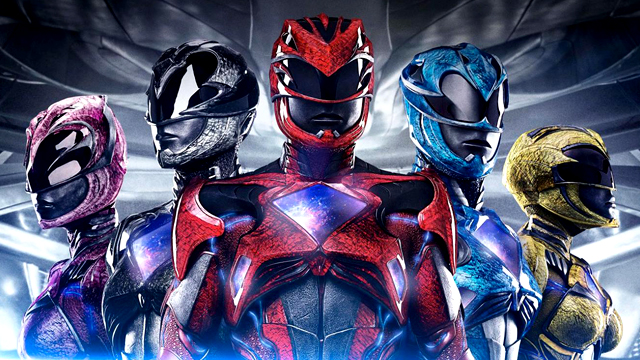 New Power Rangers Trailer Powers Up!