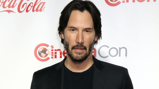 Keanu Reeves will headline Siberia, a new romantic thriller.