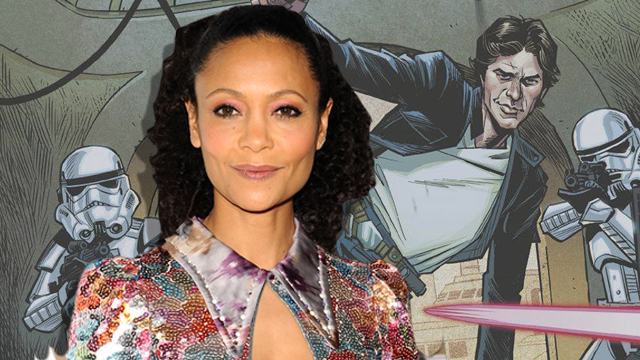 Thandie Newton is reportedly in talks to join the Han Solo cast.