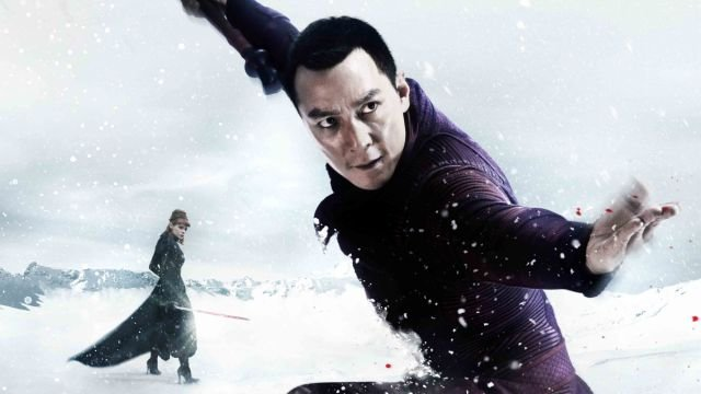 Fight for Your Future with the Into the Badlands Season 2 Poster